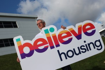 County Durham Housing Group rebranded as 'believe housing'