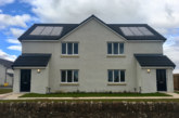 Social housing provider officially opens Arbroath affordable housing