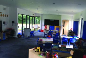 Transforming Schools   Modular Classrooms