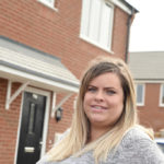Midland Heart and Partner hand over homes on first joint development
