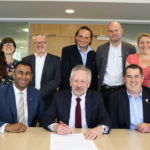Leicester City Council signs Charter to protect construction workers