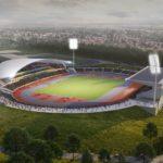 Plans revealed for Alexander Stadium redevelopment