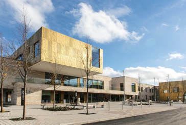 Curo's new community building at Mulberry Park in Bath wins RICS award