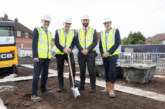 Manchester and Salford mayors launch £3.7m housing scheme to help tackle homelessness