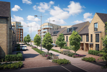 Homes England deal with Keepmoat sees work begin on 598 new homes at Northfleet Embankment