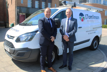 J Tomlinson wins contract to deliver improvements to homes in the North
