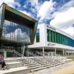Essex eco-friendly leisure centre officially opened by royalty