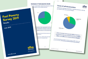 SFHA releases the results of Fuel Poverty Survey 2019