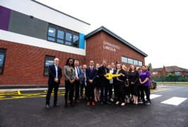 126 pupil places for alternative needs students created for two new academies in Lincolnshire