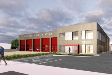 AHR-designed Avonmouth Fire Station receives planning approval