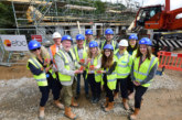 Local housing charity develops homes near Mitchell Fruit Garden
