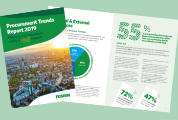 Fusion21 procurement trends research reveals pressure to procure at lowest price