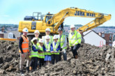 Kids help start regeneration schemes' second phase