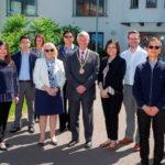 Hong Kong housing delegation visits Milton Keynes