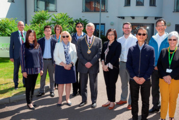 Hong Kong housing delegation visits Milton Keynes