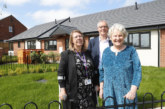 First homes completed in Woodhouse Close regeneration