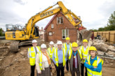 First-of-its-kind regeneration of historic community hospital begins