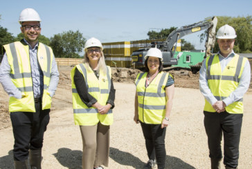 New £6.9m housing scheme gets underway in Newcastle