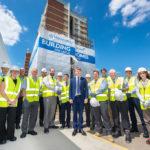 Demolition begins on £1bn London regeneration project