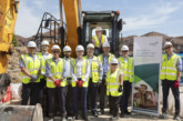 Work begins on £9.4m West Street development