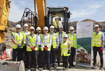 Work begins on £9.4m West Street development