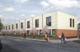 Modular housing project in Crofts Street, Plasnewydd will deliver 100% affordable homes