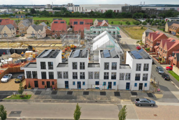 First completed modular eco home unveiled at Etopia Corby