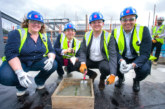 Plumstead Library and Leisure Centre tops out