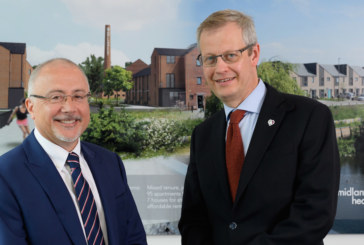 Midland Heart and Countryside start first development of partnership