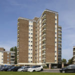 Safeguard Stormdry dries out seaside tower block
