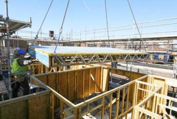 Trussed Rafter Association | Benefits of metal web joists