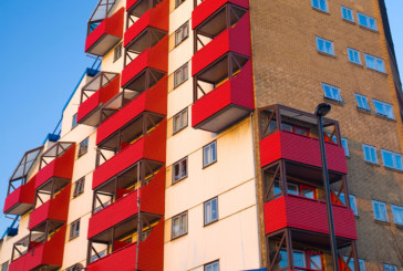 Award-winning Byker Estate listed buildings undergo renovation