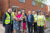 Sandwell Council presses ahead with building more new council homes