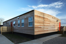 Elite Systems supplies modular classroom solution for Isle of Anglesey schools