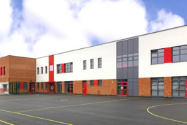Thomas Sinden completes work on Hillside and Warrender Primary Schools in Hillingdon