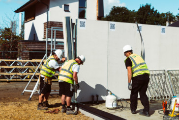 Project Etopia builds landmark demonstration home at the BRE