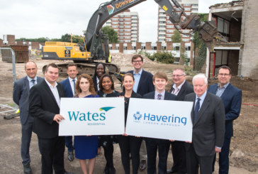 Demolition begins on second site of £1bn project to make way for modern retirement village