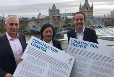 Mayor of London and Unite join forces to boost the capital's construction standards