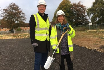 Quality contractor starts to build homes for York