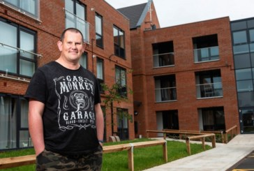 £5.4m development creates 53 affordable homes in Salford