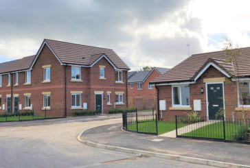 The largest single Muir development for a decade has welcomed its first residents
