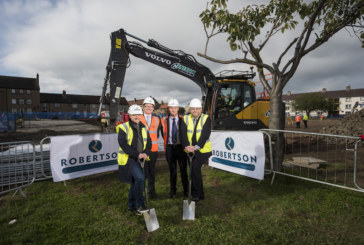 Robertson begins work on new £2.5m Dundee nursery