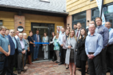 Ian Williams marks milestone in partnership with EDDC
