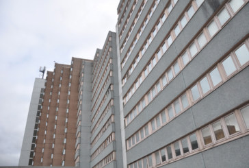 Fire safety works continue on high-rise in Nottingham despite no government funding