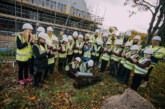 Skegness schoolchildren bury keepsakes in celebration of new £1.6m community building