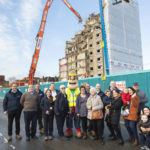 Demolition begins on £95m Park East development in London