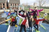 Pirniehall pupils road test new play park at Pennywell Living