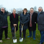 New Year start for works at Old Farm Park in Sidcup