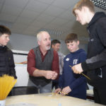 Moray pupils get hands on at 'Constructing Your Future' workshops