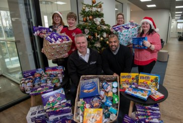 Grand Union Housing Group GiveaGift at Christmas